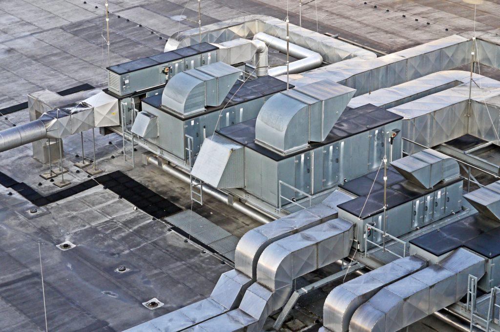 vzduchotechnika, rekuperace